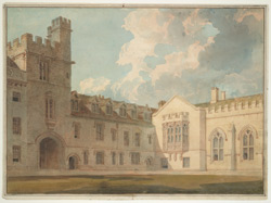 Balliol College, Oxford, 1816 f7